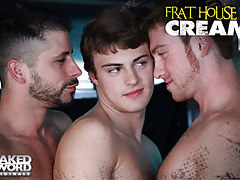 Frat Address Cream Motion picture 2: Truck Load - NakedSword Originals