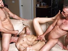 Dean Monroe attains the full treatment from Joe & CJ Parker