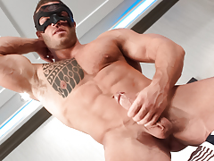 Remember the fascinating face & massive muscles of Devon Dexx