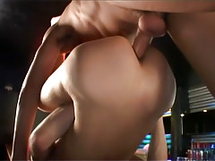 Darius bangs styles lock s asshole in the club in 3 clip