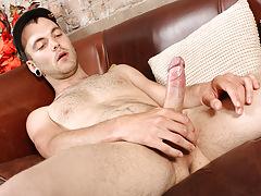 Loveable Horny Unproven Guy Stephan - Stephan Black