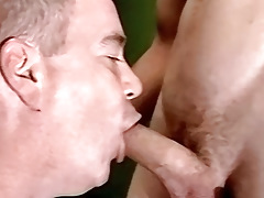 Servicing A Hung Straight Weenie - Jersey