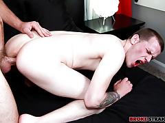 Romeo James Drills Anthony Hunt