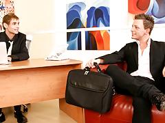 Office Twinks, Scene 03