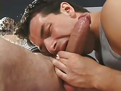 Homosexual anal sex in gym with impure final in 2 video