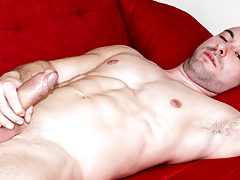 Cedrick Dupuy's 1st Time in Porn
