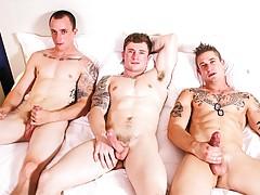 Markie, Michael & James, Scene #01