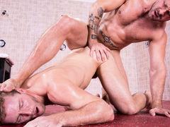 Bathhouse Ballers, Scene #02