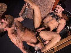 Beards, Bulges & Ballsacks!, Scene #02